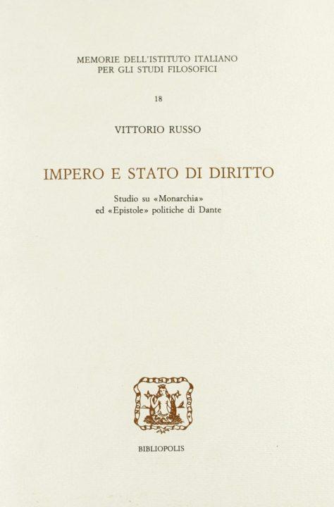 Impero e Stato di diritto