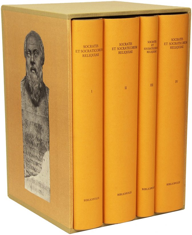 Socratis et Socraticorum Reliquiae