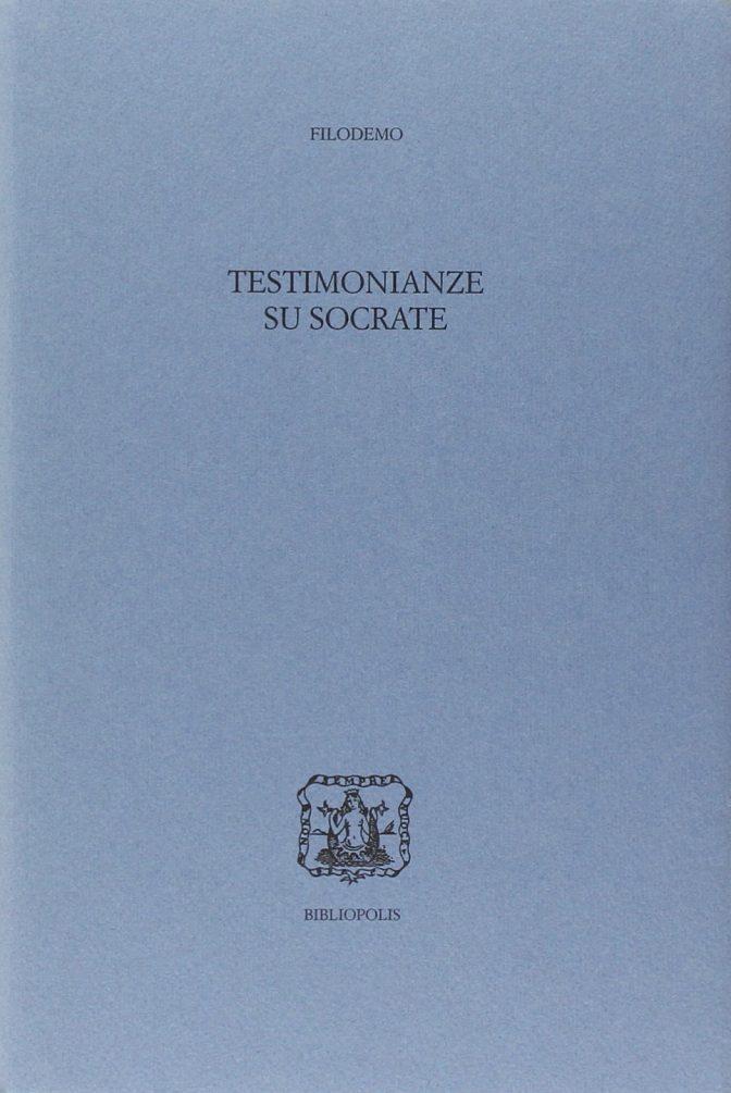Testimonianze su Socrate