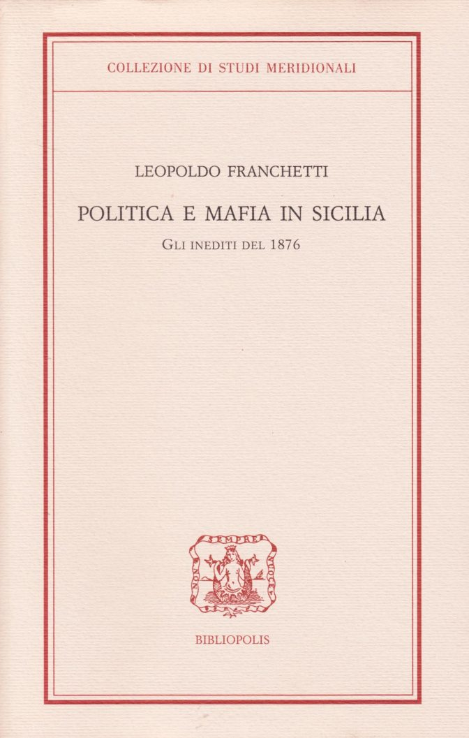 Politica e mafia in Sicilia