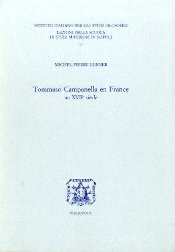 Tommaso Campanella en France au XVII siècle