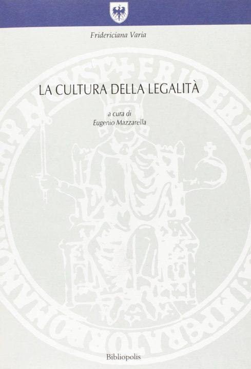 La cultura della legalità