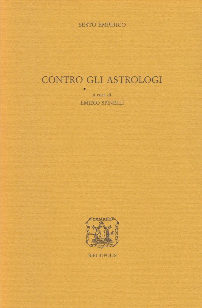 Contro gli Astrologi