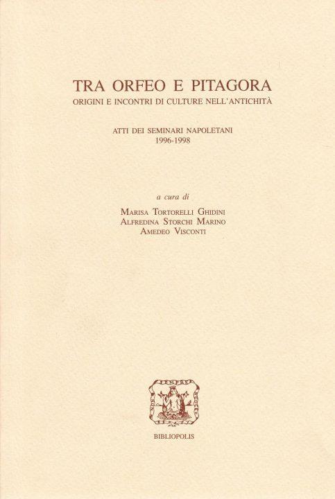 Segnaposto Tra Orfeo e Pitagora