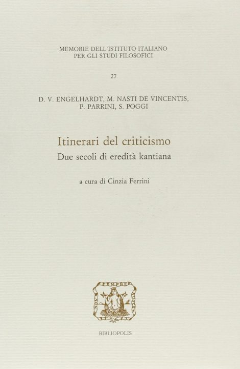 Itinerari del criticismo