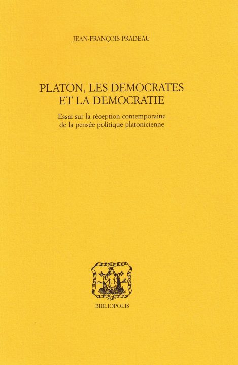 Platon, les démocrates et la démocratie