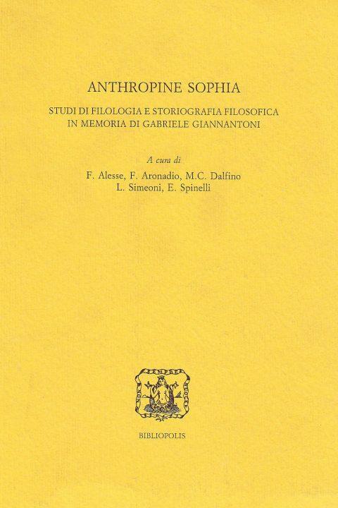 Anthropine sophia