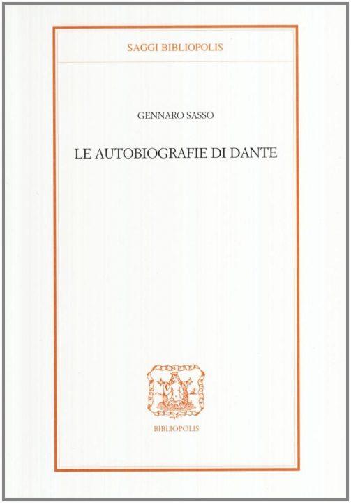 Le autobiografie di Dante