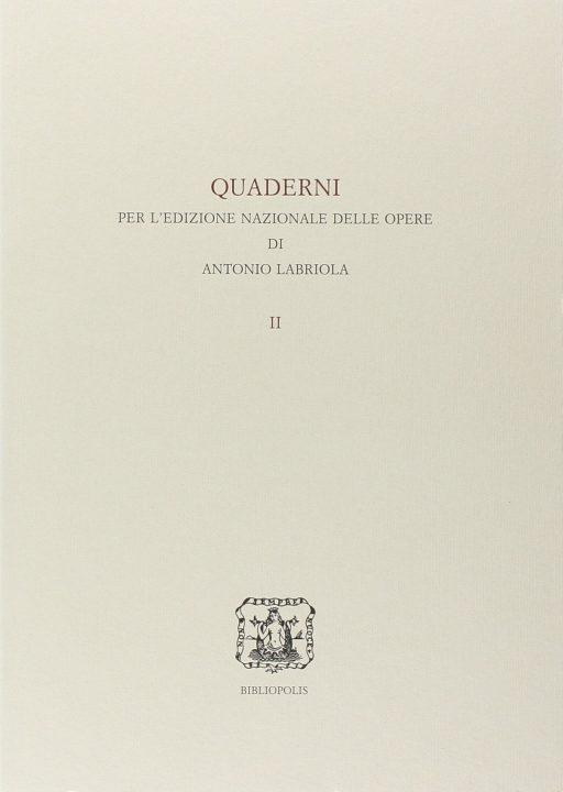 Scritti politici di Antonio Labriola editi da Stefano Miccolis