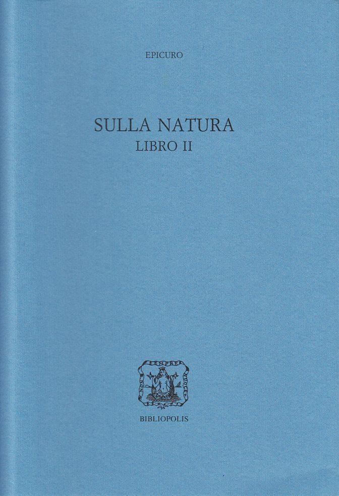 Della natura, libro II