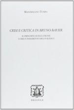 Crisi e critica in Bruno Bauer