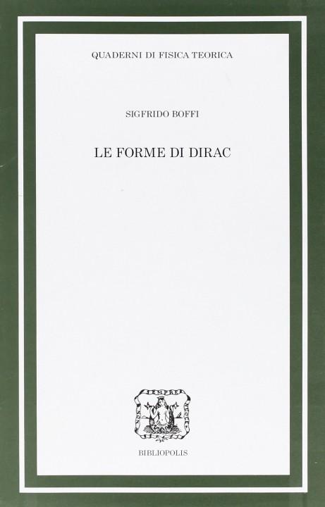Le forme di Dirac