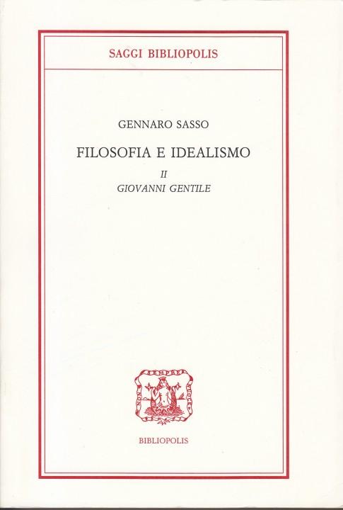 copertina Filosofia e idealismo II_NEW
