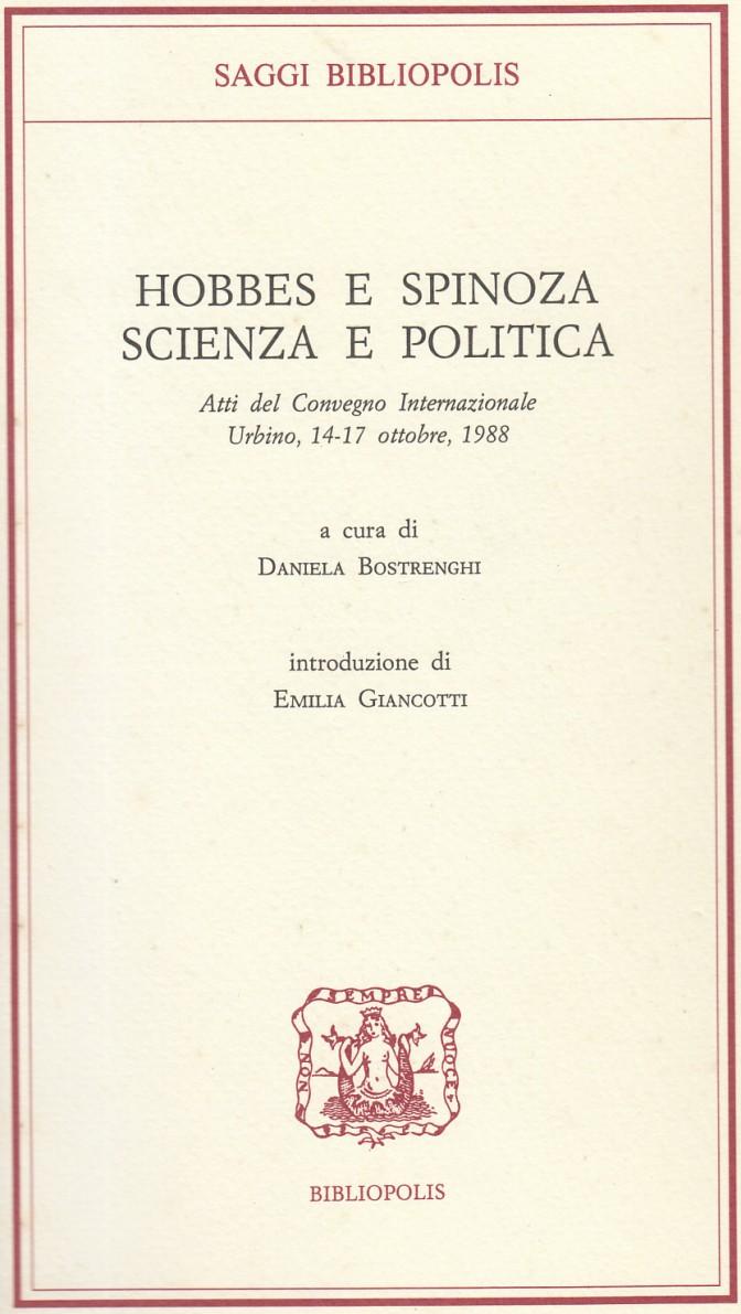 copertina Hobbes e Spinoza_NEW