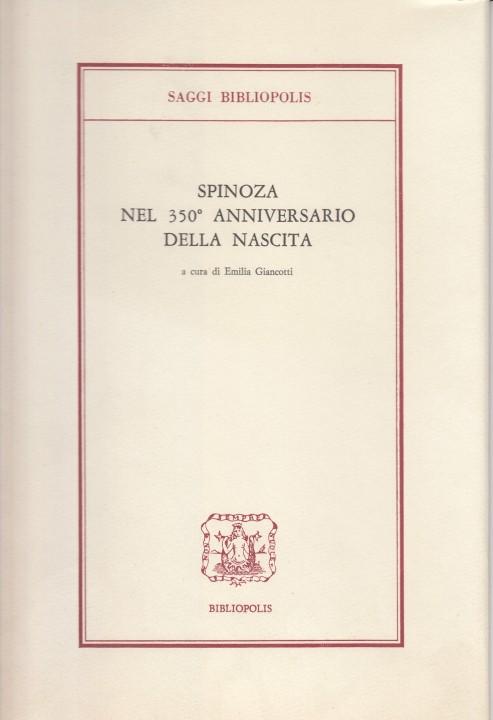 copertina Spinoza 350°_NEW