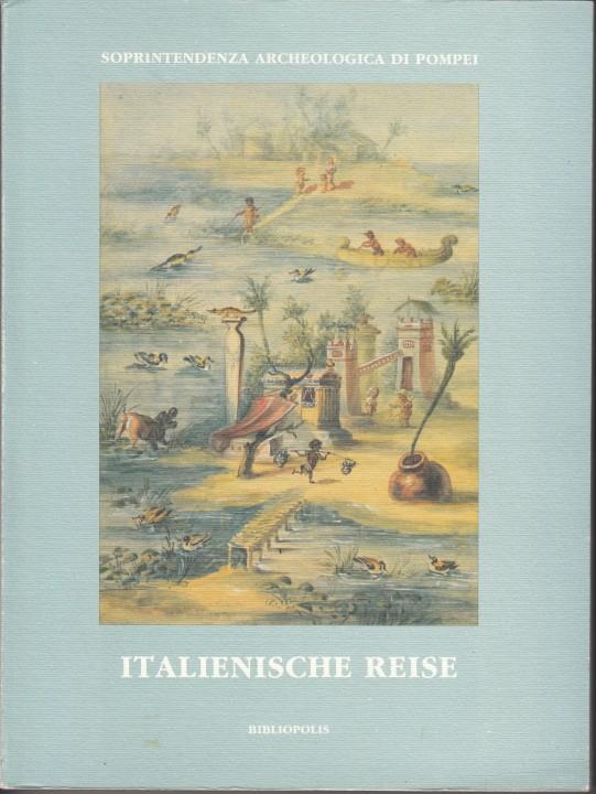 copertina italienische reise