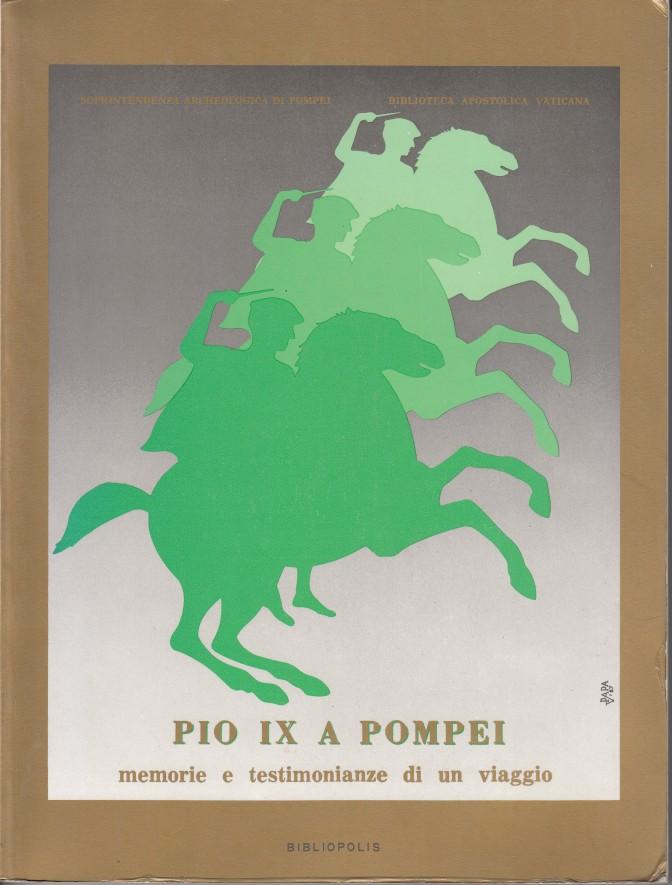 copertina pio IX a Pompei