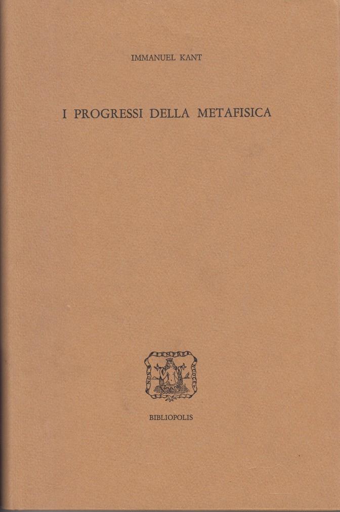 copertina progressi della metafisica_NEW