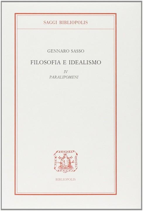 filosofia idealismo