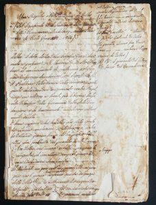 Una risposta alla prolusione di Zeller (manoscritto)