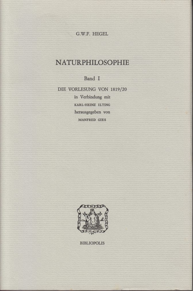 Naturphilosophie