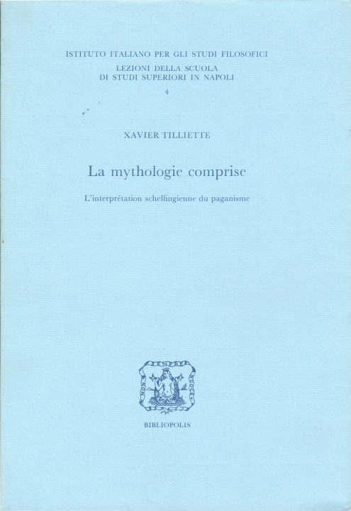 La mythologie comprise