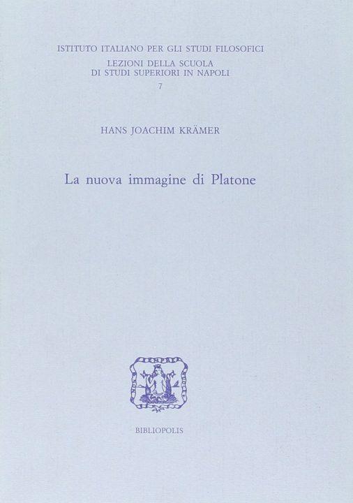 La nuova immagine di Platone