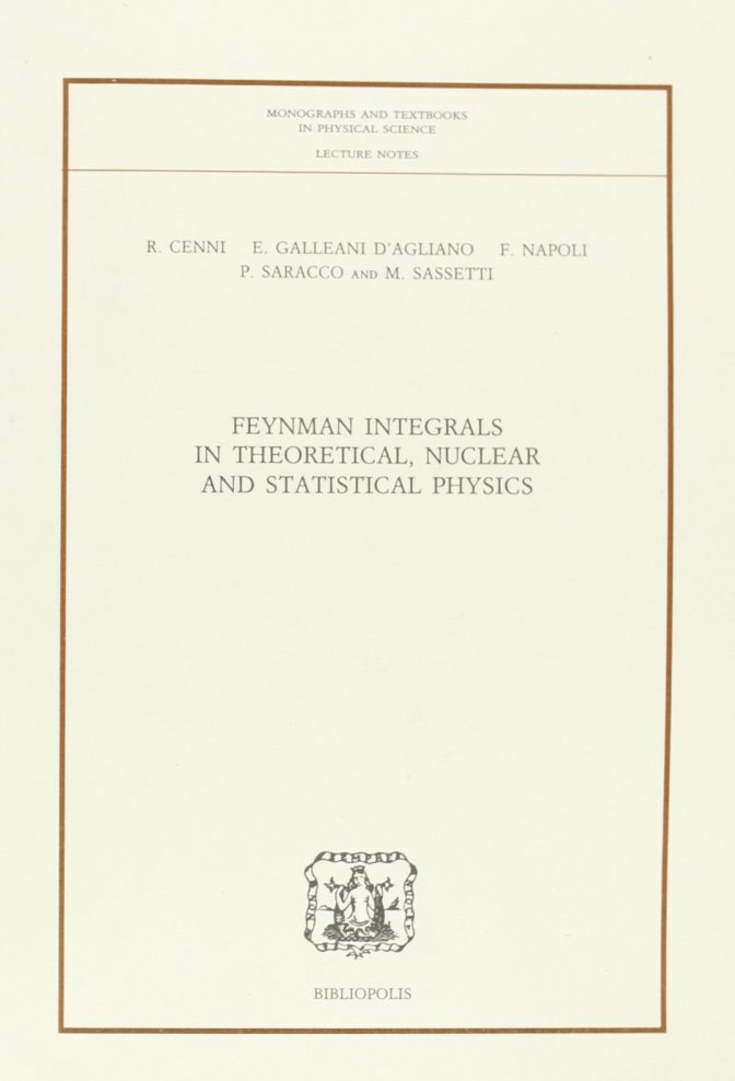 Feynman Integrals in Theoretical, Nuclear and Statistical Physics