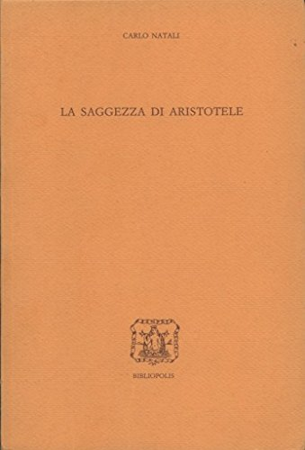La saggezza di Aristotele