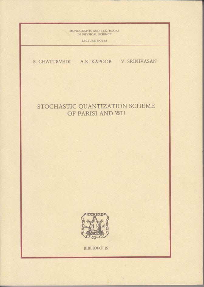 Stochastic Quantization Scheme of Parisi and Wu