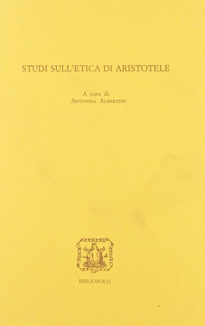 Studi sull'etica di Aristotele