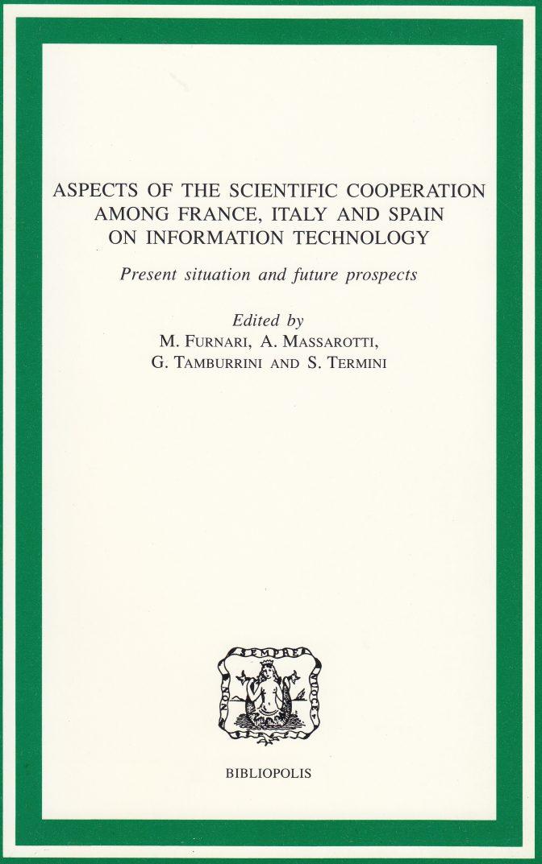 aspect of the scientific cooperation
