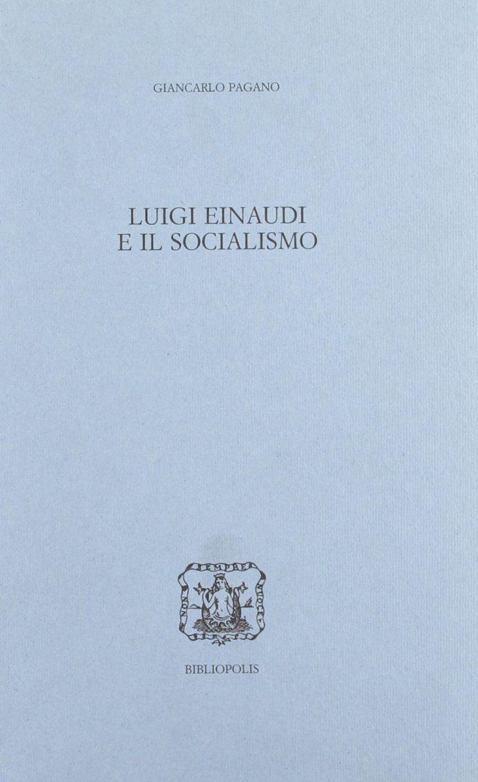 Luigi Einaudi e il socialismo