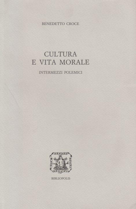 cultura e vita morale
