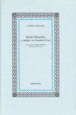 Scritti filosofici e carteggio con Benedetto Croce (1945-1947)