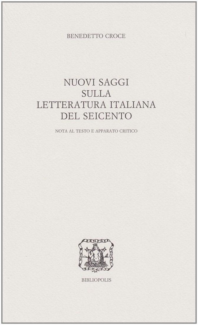 Nuovi saggi sulla letteratura italiana del Seicento