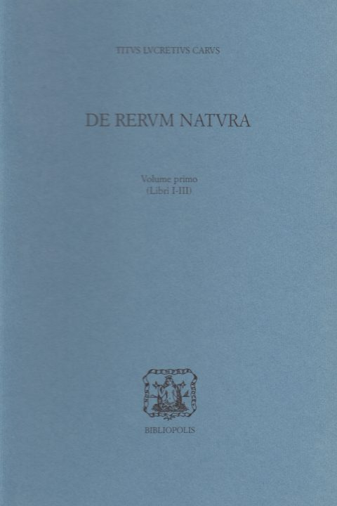 de rerum natura I