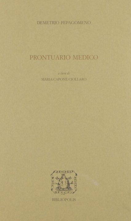 Prontuario medico