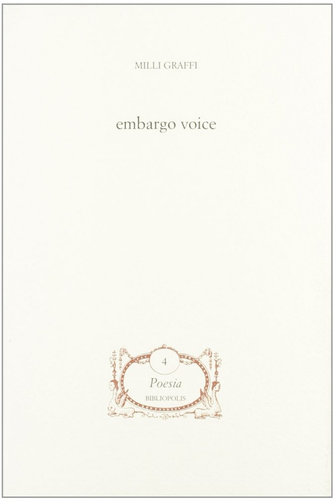 Embargo voice
