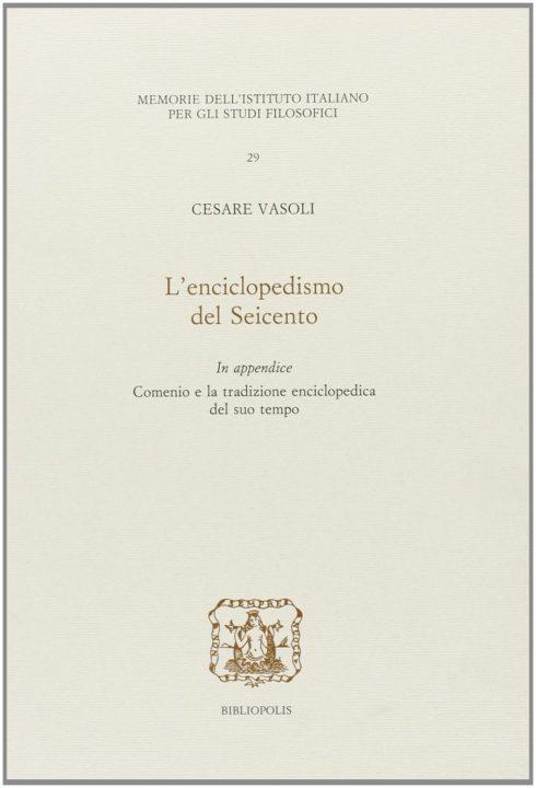 L'enciclopedismo del Seicento