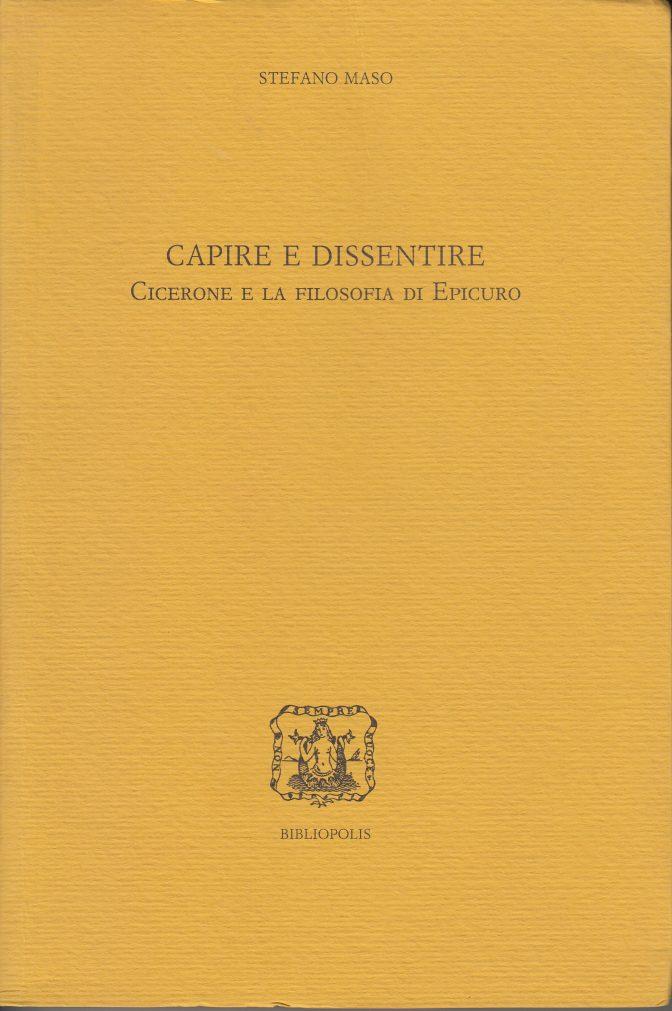capire e dissentire