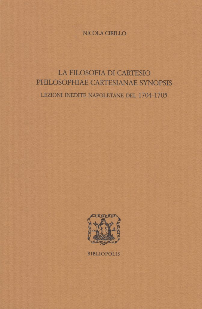 filosofia di cartesio