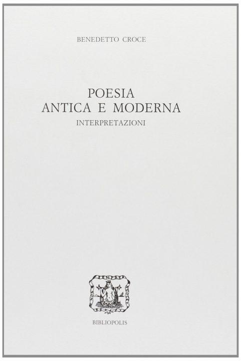 Poesia antica e moderna