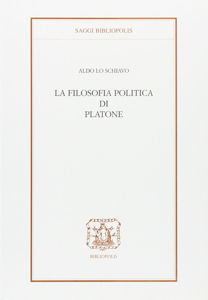 La filosofia politica di Platone