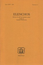 Elenchos XXIV – 2003 – Fasc. 2