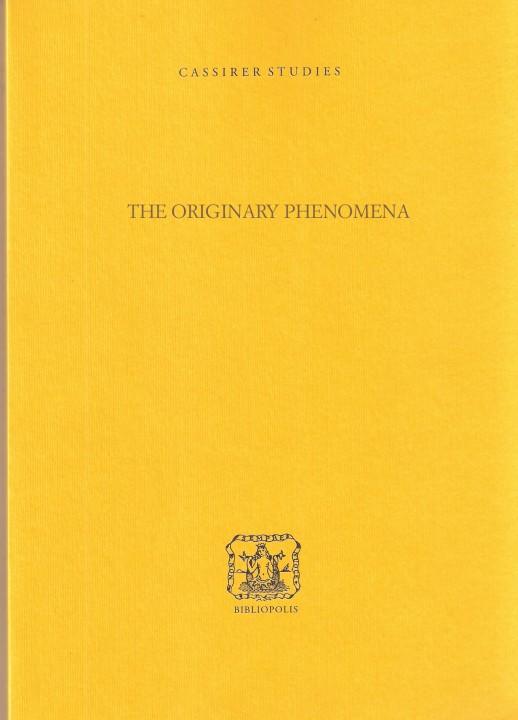 The Originary phenomena