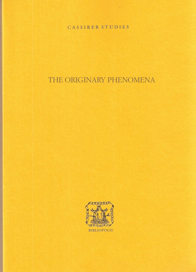 The Originary phenomena