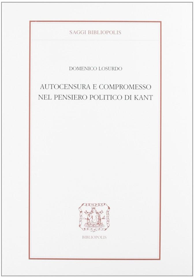 Autocensura e compromesso nel pensiero politico di Kant