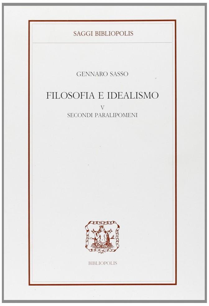 Filosofia e idealismo