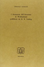 I frammenti dell'Anonimo di Wolfenbüttel